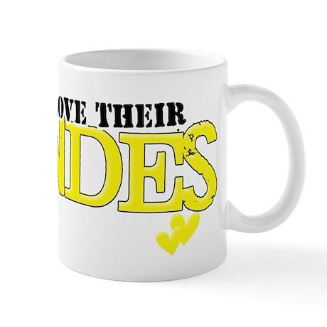Sailors love their blondes Mug