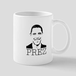 Barack Obama - Prez Mug