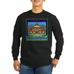 Love Pennsylvania Long Sleeve Dark T-Shirt