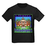 Love Pennsylvania Kids Dark T-Shirt