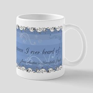 Mansfield Park Quote Mug