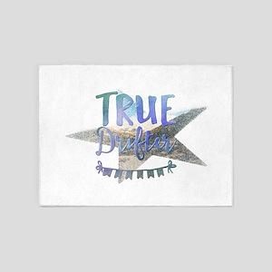 True Drifter 5'x7'Area Rug