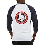 Pit Bulls: Just Love 'Em! Baseball Jersey