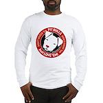 Pit Bulls: Just Love 'Em! Long Sleeve T-Shirt