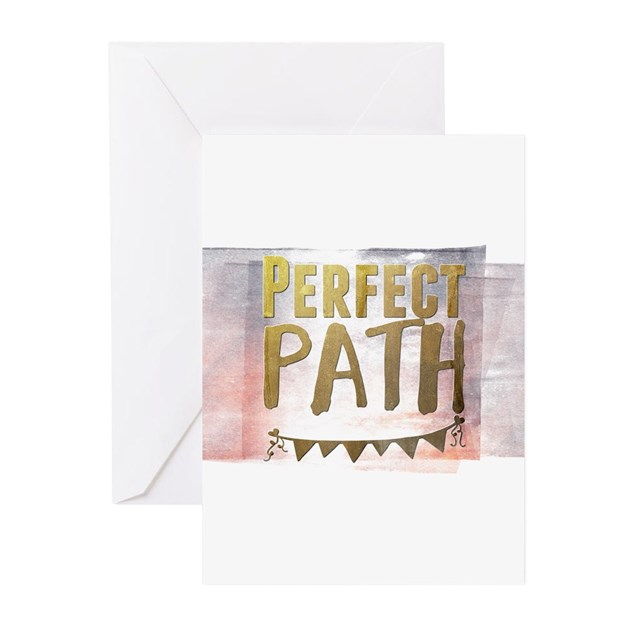 Perfect For Anniversary Cards And: Perfect Path Greeting Cards By ADMIN_CP13764613