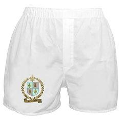 d'ENTREMONT Family Crest Boxer Shorts