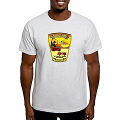 Iraq Military Fire Dept T-Shirt