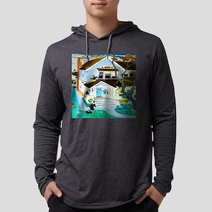 Preston Dickinson My House Long Sleeve T-Shirt