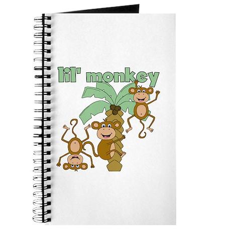 Lil Monkey Journal