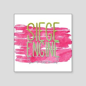 Siege Engine Sticker