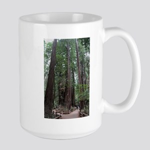Muir Woods, California Large Mug