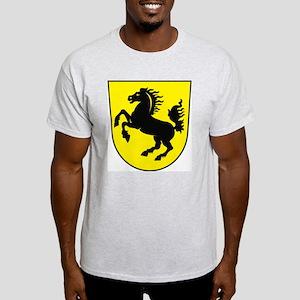 Stuttgart Coat of Arms White T-Shirt