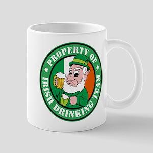 Property of the Irish Drinkin Mug