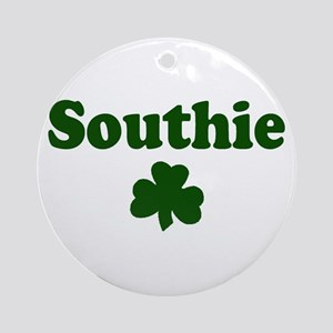 Southie Ornament (Round)