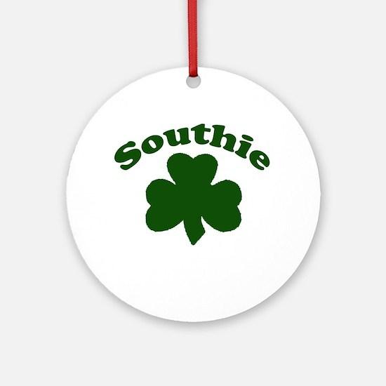 Southie Ornament (Round)