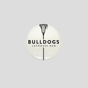 Bulldogs Dad Mini Button