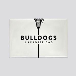 Bulldogs Dad Magnets