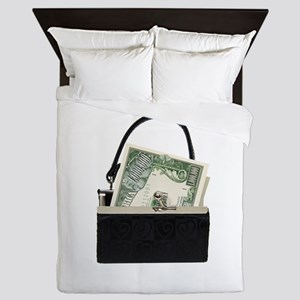 PurseBigBucks053009 Queen Duvet