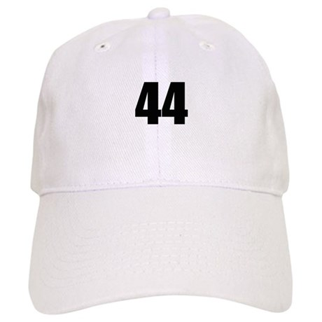 Barack Obama - 44 Cap