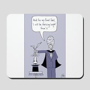Magic and Metaethics Mousepad