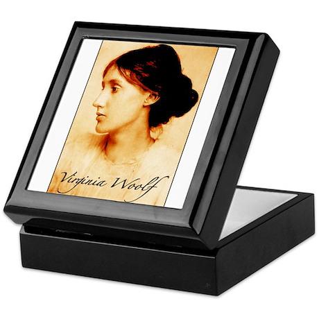 Virginia Woolf Keepsake Box