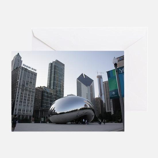 Chicago, Illinois Greeting Card
