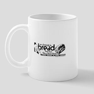We Specialize In Bread Mug