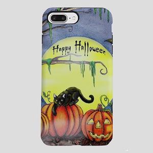 Halloween Scene iPhone 8/7 Plus Tough Case