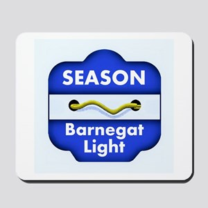 Barnegat Light Badge Mousepad