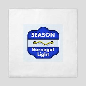 Barnegat Light Badge Queen Duvet