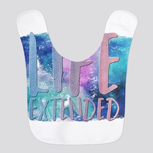 Life Extended Polyester Baby Bib