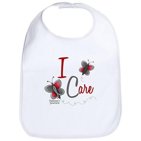 I Care 1 Butterfly 2 PD Bib