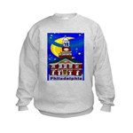 Love Pennsylvania Kids Sweatshirt