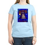 Starry Night Philadelphia Women's Light T-Shirt