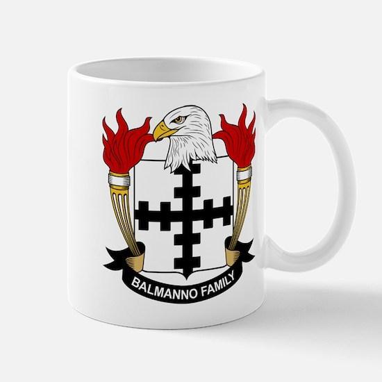 Balmanno Family Crest Mug