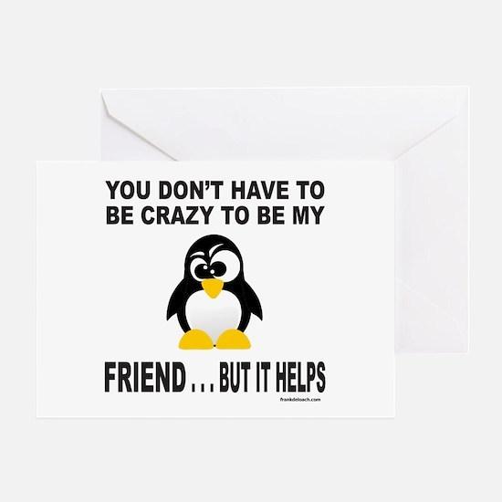 BFF/BEST FRIEND Greeting Card