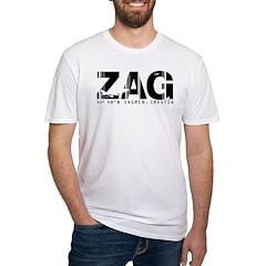Zagreb Airport Code Croatia ZAG Shirt