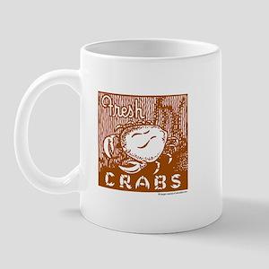 Fresh Crabs Mug
