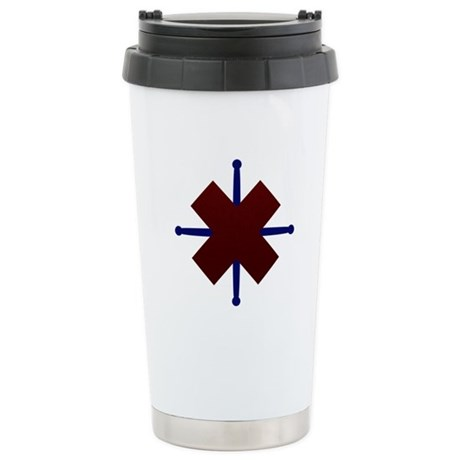 The Mourning Sickness Stainless Steel Travel Mug