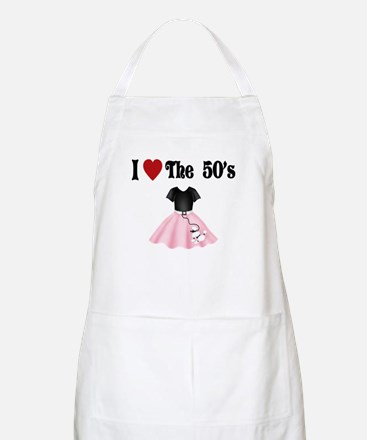 I love the 50's BBQ Apron