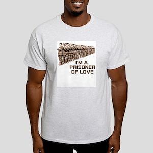 Prisoner of Love Light T-Shirt
