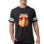 Totes Vintage Men's Football T-Shirt