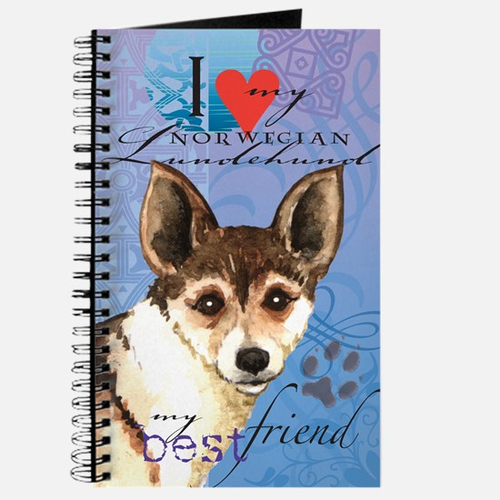 Norwegian Lundehund Journal