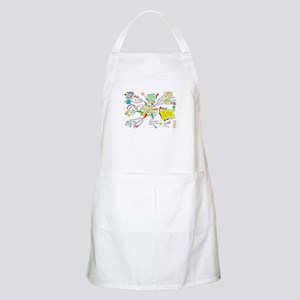 Try Mind Mapping BBQ Apron