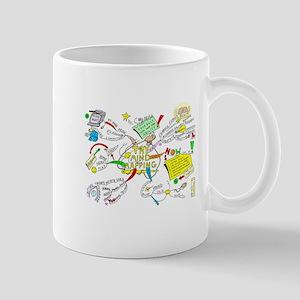 Try Mind Mapping Mug