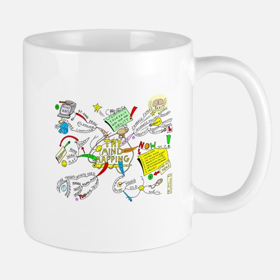 Try Mind Mapping Mug