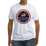 Marine Corps Brother Fitted T-Shirt