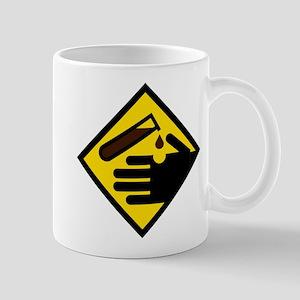 warning. strong coffee.