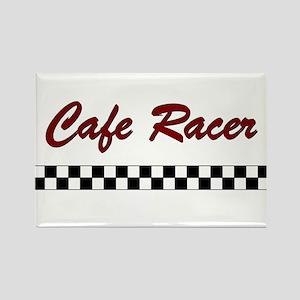 Cafe Racer Rectangle Magnet