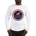 Marine Corps Fiance Long Sleeve T-Shirt